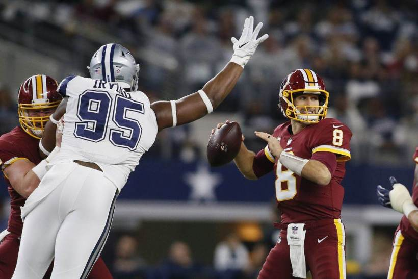 David Irving, Redskins