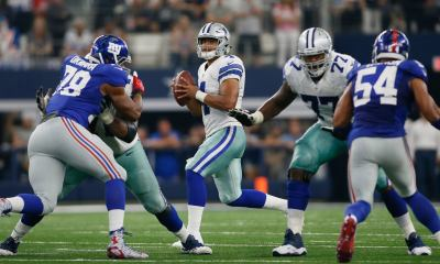 A Cowboys Win vs Giants Can't Be Taken For Granted 1