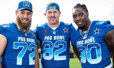3 Cowboys To Play In 2018 NFL Pro Bowl