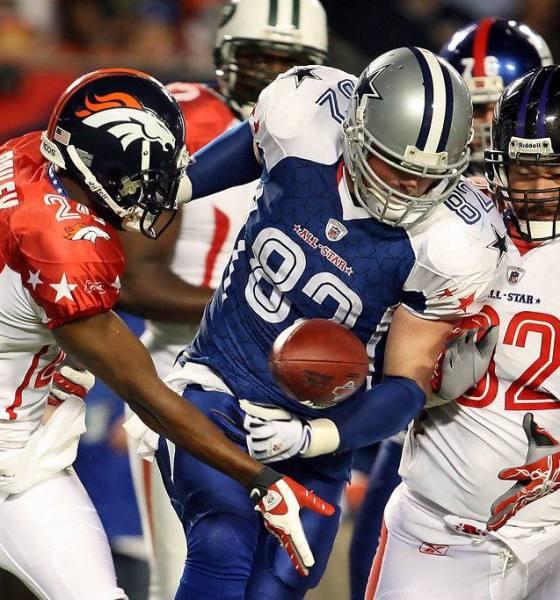 Jason Witten Replaces Zach Ertz on NFC Pro Bowl Roster