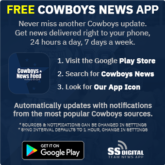 Cowboys News App - Sidebar Large Block