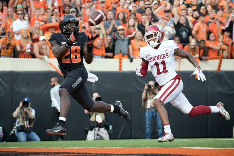 Cowboys Draft: Should Cowboys Consider WR James Washington?