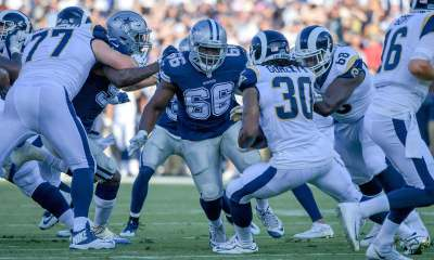 4 Depth Players to Keep in Mind on Dallas Cowboys Roster 2