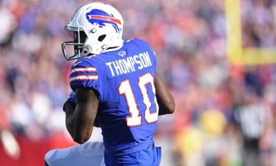 Questions Surround Cowboys WR Position After Deonte Thompson Signing