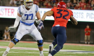 2018 NFL Draft: Cowboys to Hold Visit with UCLA Tackle Kolton Miller