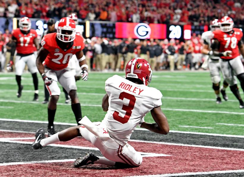 Dallas Cowboys Reportedly Set to Meet with Alabama WR Calvin Ridley 1