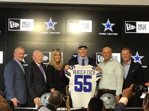 2018 Dallas Cowboys Draft Class and Undrafted Free Agents