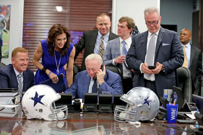Why Cowboys War Room Could Be Particularly Interesting This Draft