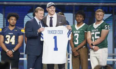 Have Cowboys Botched 1st-Round Pick Two Years In A Row?