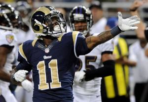Dallas Cowboys Acquire WR Tavon Austin Via Trade