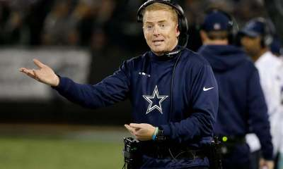 "Dallas Cowboys ""All or Nothing"" Series to Shed New Light on HC Jason Garrett"