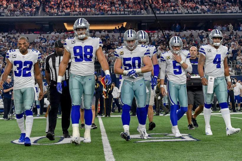 Dallas Cowboys Captains