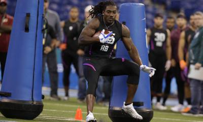 "Cowboys RB Bo Scarbrough Tabbed to ""Exceed Expectations"" in Rookie Season"