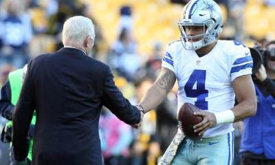 QB Dak Prescott Switches Agents Prior to Crucial 2018 Season 1