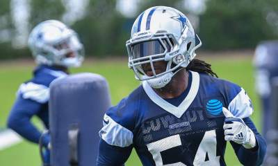 With Lee and Vander Esch Out, LB Jaylon Smith Ends OTAs on High Note 2