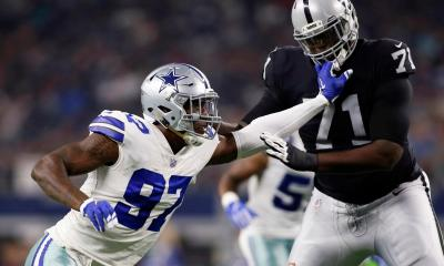 Despite Late Push in Year One, Will Taco Charlton Struggle to See the Field in 2018? 1