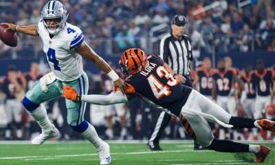 Why Cowboys Should Acquire Recently Released S George Iloka