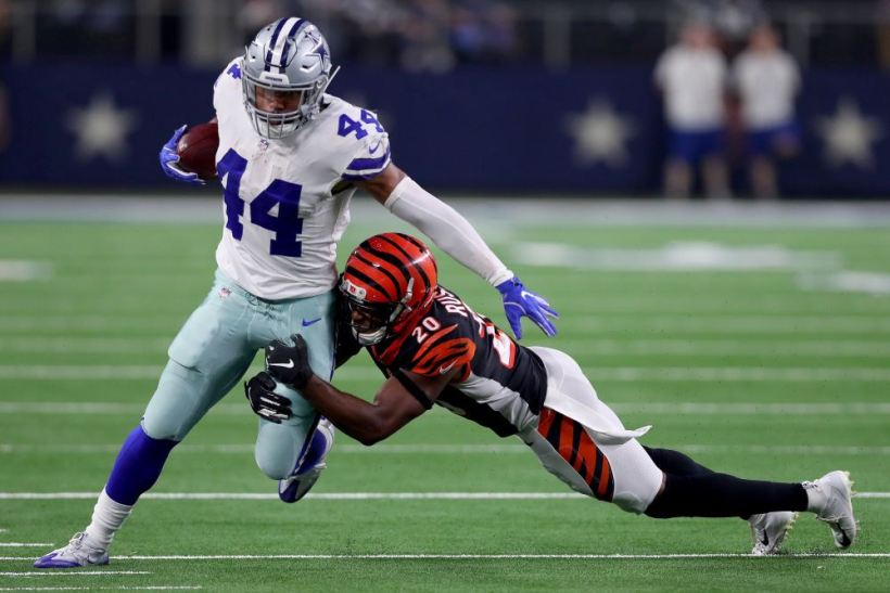 Will RB Darius Jackson Stick With Cowboys Second Time Around? 1