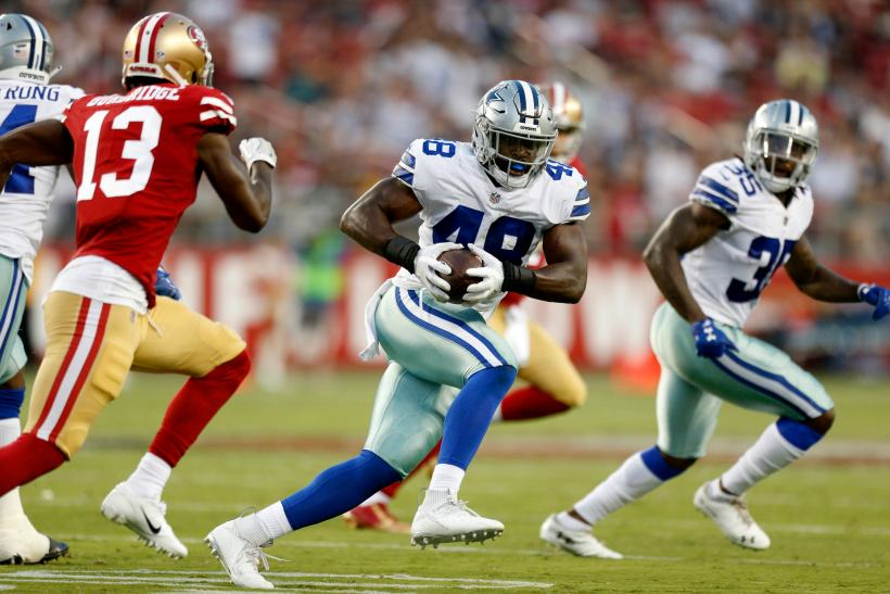 Sean's Scout: Offense, TE Usage, Defensive Line Rotation Stand Out at 49ers 1