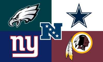 Week 1 NFC East Predictions and Cowboys Season Outlook
