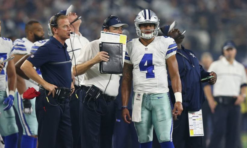 3 Quick Fixes to Jumpstart Cowboys Anemic Offense 3
