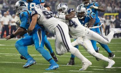Cowboys Pass Rush Licking Their Chops for Carolina Panthers Matchup