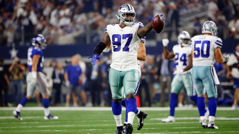 Monday Morning Hangover: Cowboys Bounce Back Against Giants