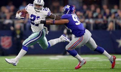 New York Giants are 2-1 Against Cowboys With Ezekiel Elliott
