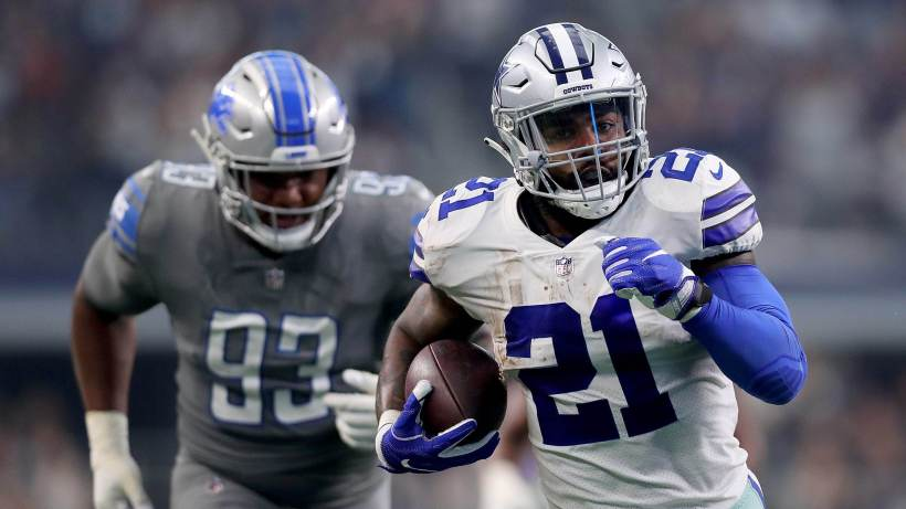 Monday Morning Hangover: Cowboys Zeke Out the Win Over Detroit