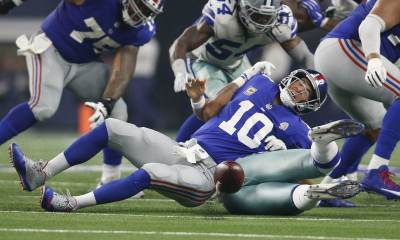 The Good, The Bad, and The Ugly for Cowboys Against Giants
