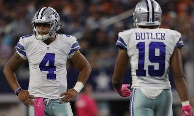 Can WR Brice Butler Help Improve Cowboys Passing Game?