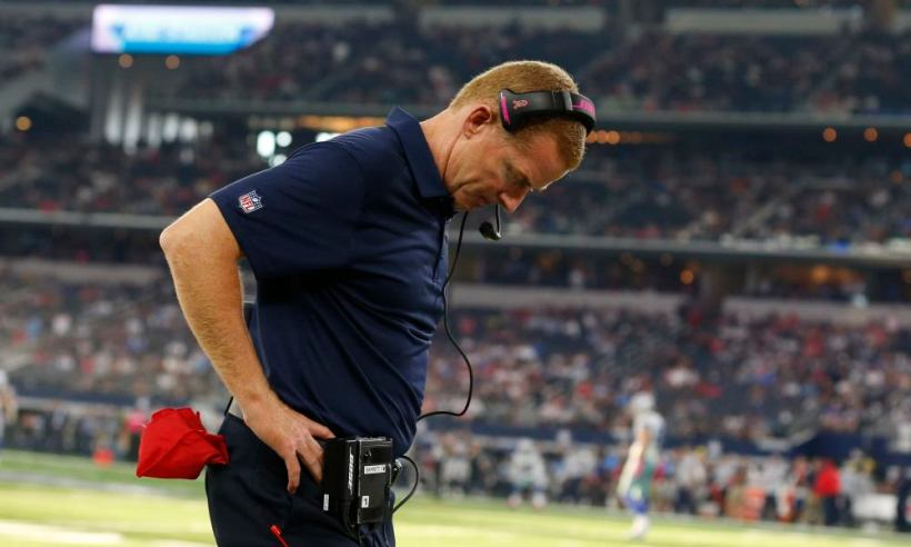 Next Two Games Critical for Jason Garrett's Cowboys Coaching Future?
