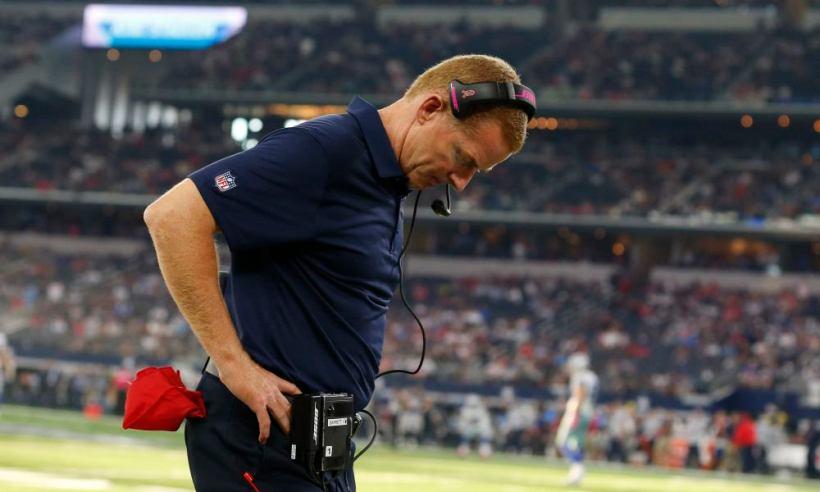 Next Two Games Critical for Jason Garrett's Cowboys Coaching Future?