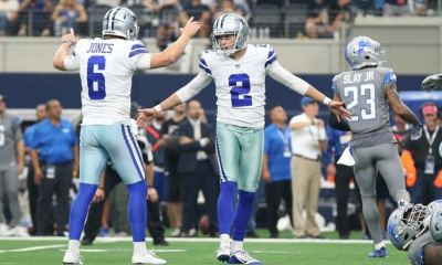 3 Stars from the Dallas Cowboys Win Over the Detroit Lions
