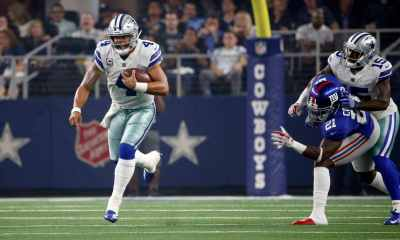 Takeaway Tuesday: Prescott's Legs Give Offense a Much Needed Spark