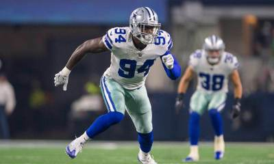 Cowboys Need More From Randy Gregory and Taco Charlton