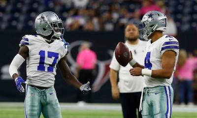 Should Cowboys Consider Trading WR Allen Hurns?