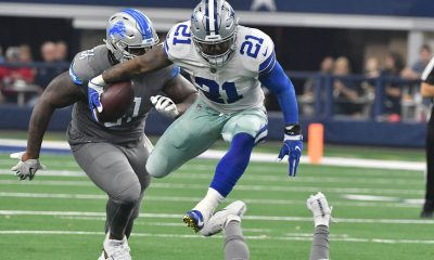 Zeke the Freak Tames Lions – Texans Up Next