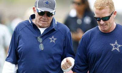 Jerry Jones, Jason Garrett Disagree on Overtime Decision