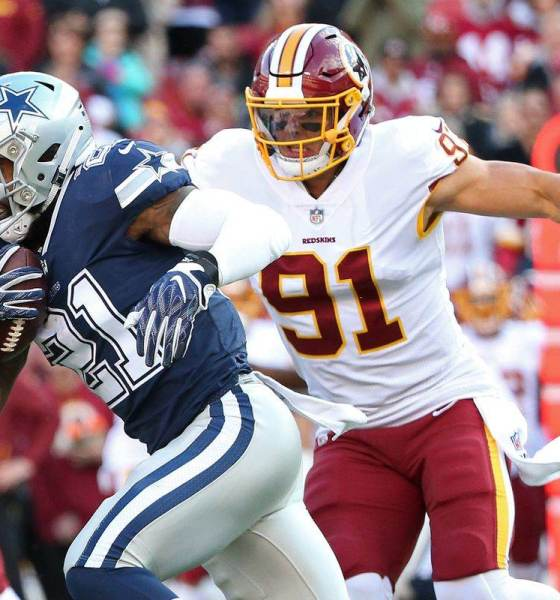 WAS 20, DAL 17: Cowboys Make 1 Too Many Mistakes