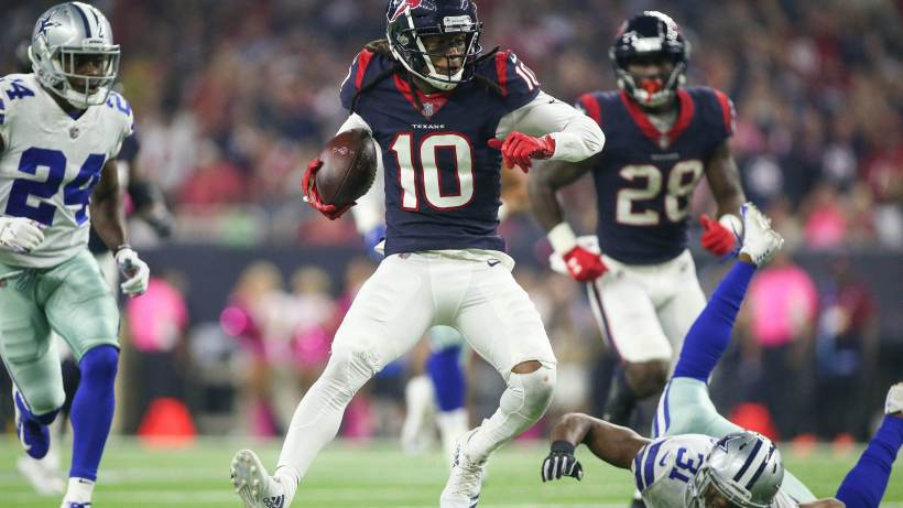 DeAndre Hopkins Showed Cowboys Why Their WR1 Philosophy Is Wrong