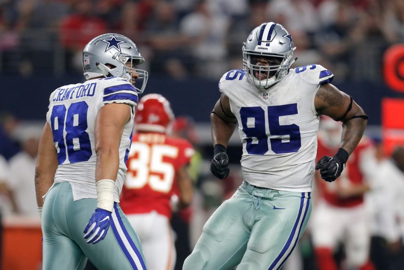 """David Irving Ready to """"Be Put Through Ringer"""" in First Action with Cowboys"""