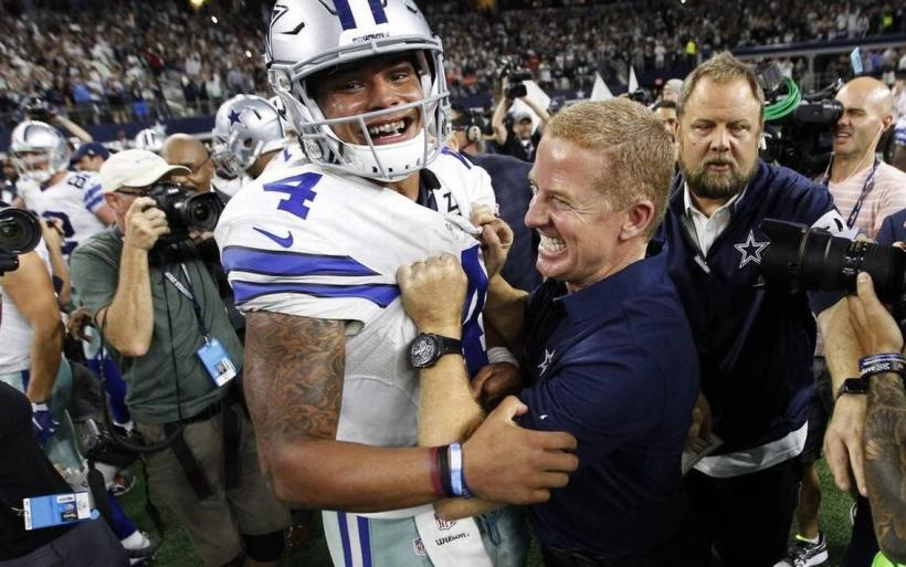 """Report: Jason Garrett """"Not Going Anywhere"""" with Possible Extension Coming Soon"""