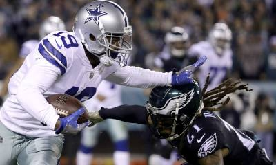 Cowboys Wide Receivers Now a Strength They Can Count On