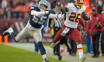 Film Review: How Adrian Peterson Gashed the Cowboys Defense