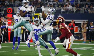 Cowboys Safety Xavier Woods Is Getting Better By The Week
