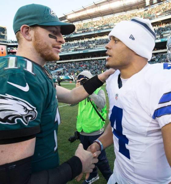 Dak Prescott/Carson Wentz Is No Rivalry, And There's Only One Side To Blame