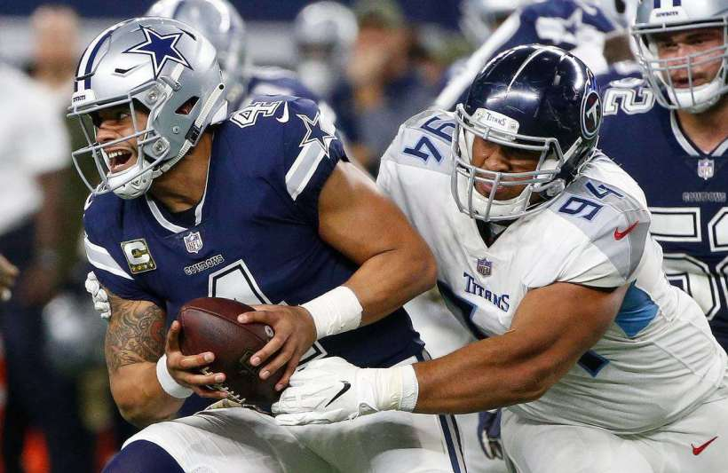 Cowboys at Eagles: Last Chance for Offensive Line to Save Season? 1
