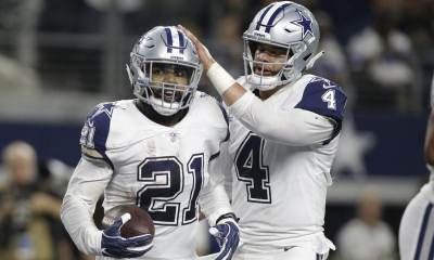 Can Rod Smith Help Lighten Ezekiel Elliott's Heavy Workload?