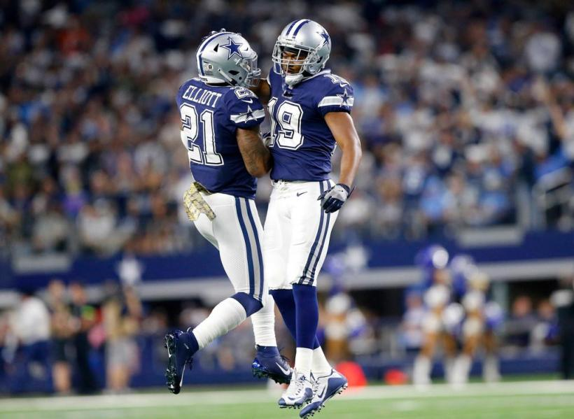 #DALvsPHI: Amari Cooper, Ezekiel Elliott Key to Clipping the Eagles Wings?